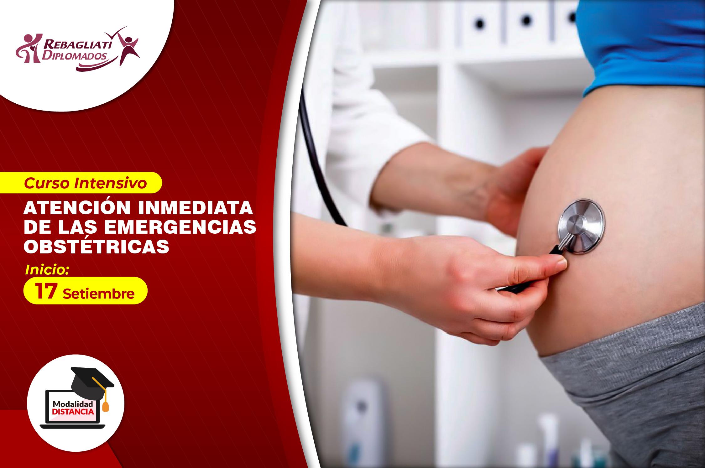 C. INTENSIVO ATENCIÓN INMEDIATA DE LAS EMERGENCIAS OBSTÉTRICAS 17.09