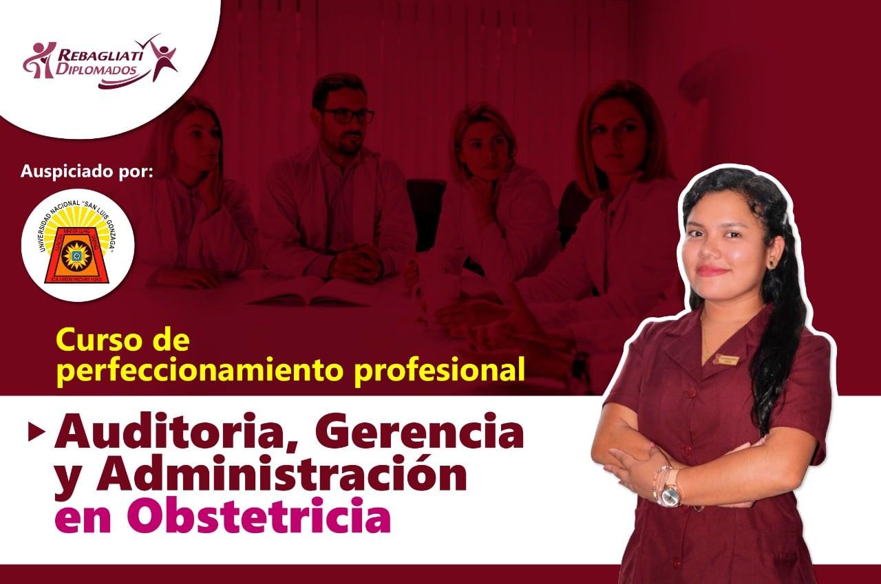 C. P. P. AUDITORÍA, GERENCIA Y ADMINISTRACIÓN EN OBSTETRICIA - 10 ABRIL 2021